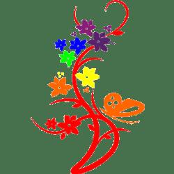 Jazmín  en flor